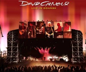 David Gilmour Live In Gdańsk Microsite