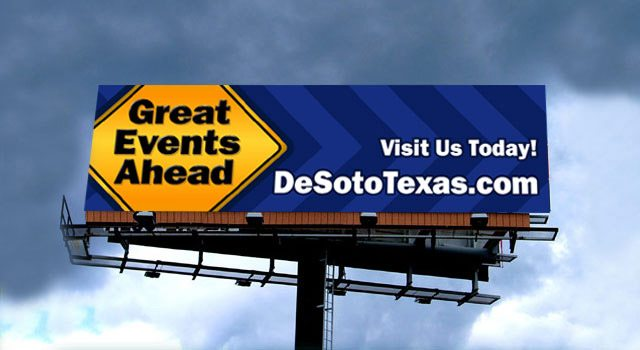 City of DeSoto Billboards