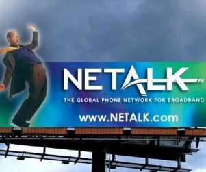 NETALK Billboard