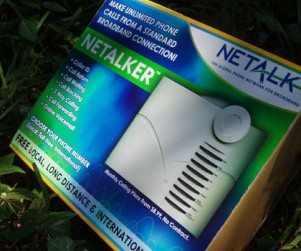 NETALK Retail Packaging