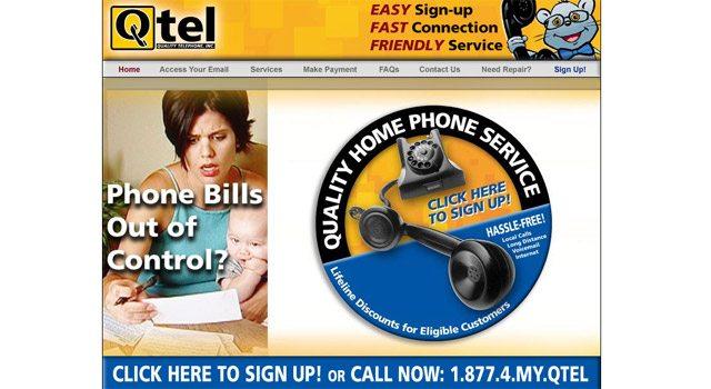 Quality Telephone Website