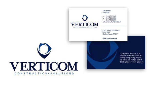 Verticom Corporate Identity